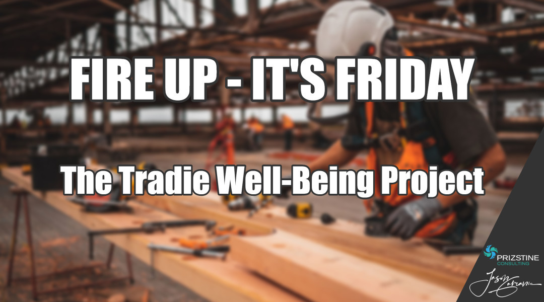 The Tradie Well-Being Project