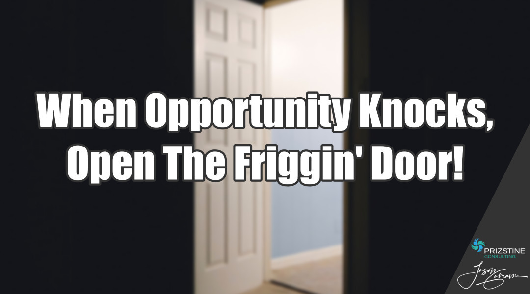 When Opportunity Works