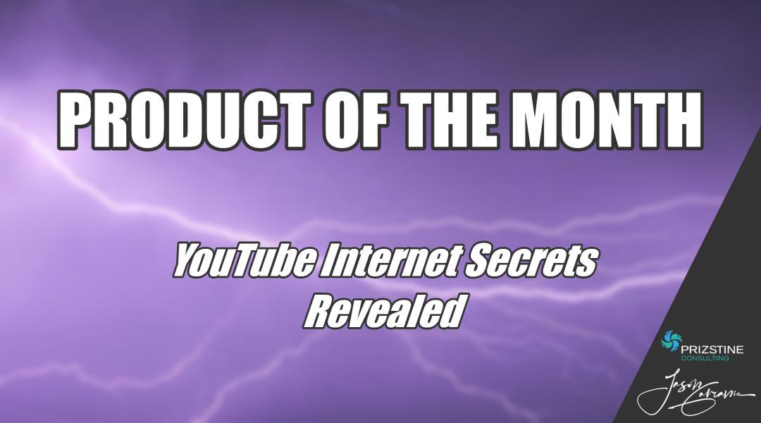 YouTube Internet Secrets Revealed